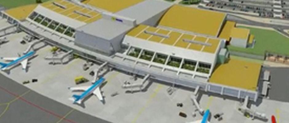 Ampliação do Aeroporto de Manaus / AM
