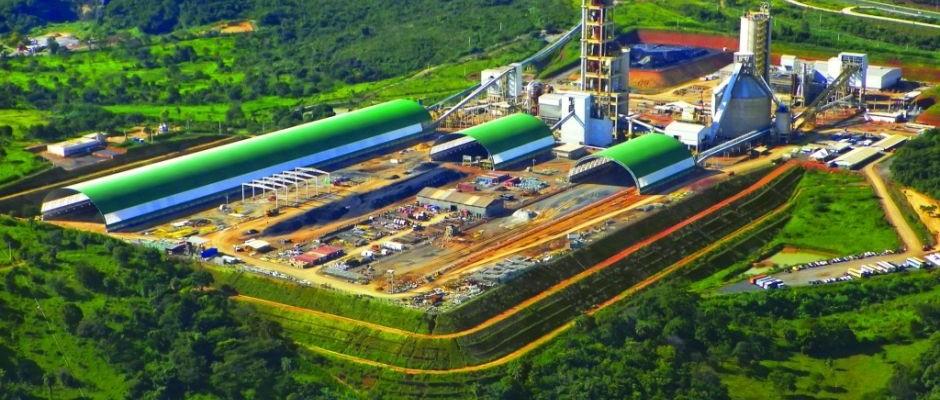 Nova Fábrica de Cimentos Brennand - Sete Lagoas/MG