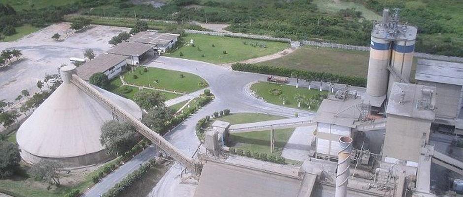 Ampliação da fábrica de cimento – CIMPOR – Campo Formoso/BA