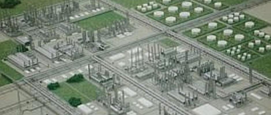 Acesso de cargas pesadas - COMPERJ - Petrobrás, Itaboraí / RJ