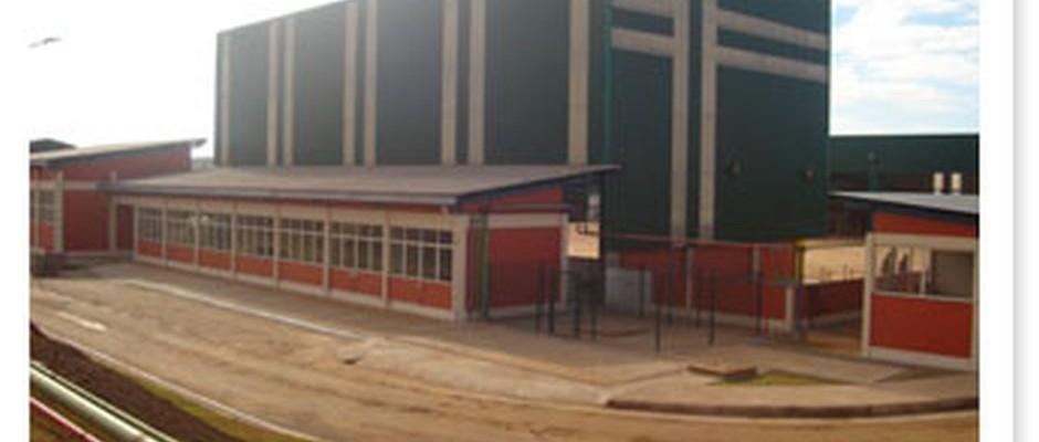 Oficina de Caminhões – Mina de Fábrica Nova - VALE