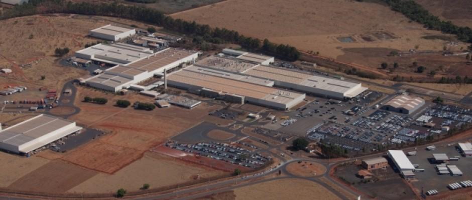 Fábrica da Mitsubishi – Catalão/GO