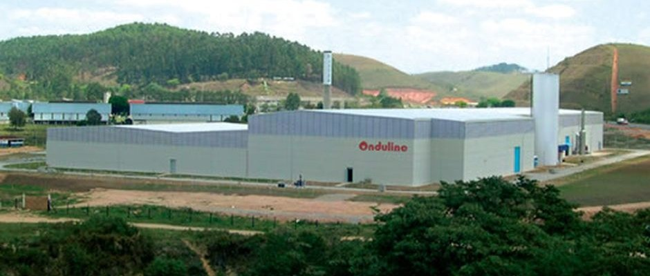 Fábrica de Telhas Onduline – Juiz de Fora/MG