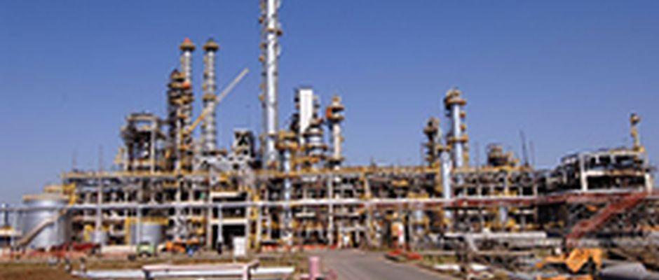 Unidade de HDT - Refap/Petrobrás - Canoas/RS