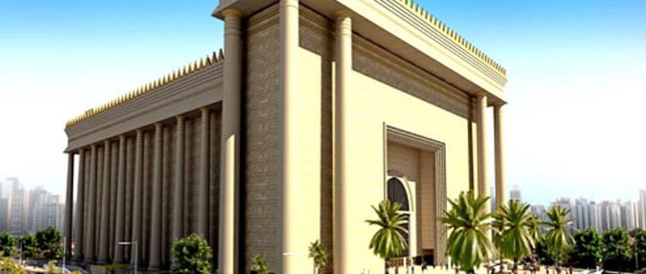 Templo de Salomão - IURD, em São Paulo / SP