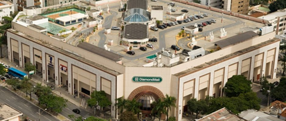 Expansão 1 – Shopping Diamond Mall – Belo Horizonte/MG