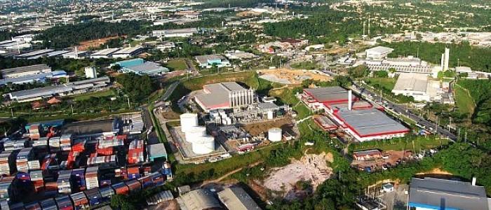 Revitalização de Distritos Industriais de Minas Gerais